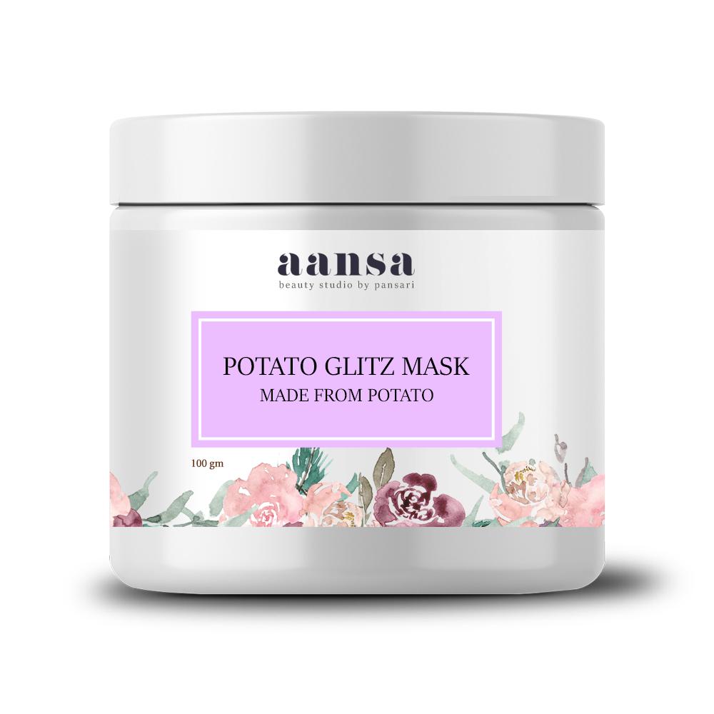Aansa's Potato Glitz Mask