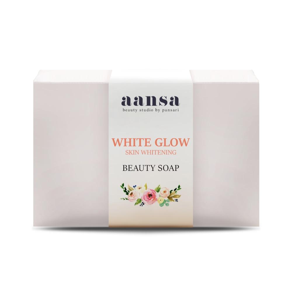 Aansa's White Glow Soap