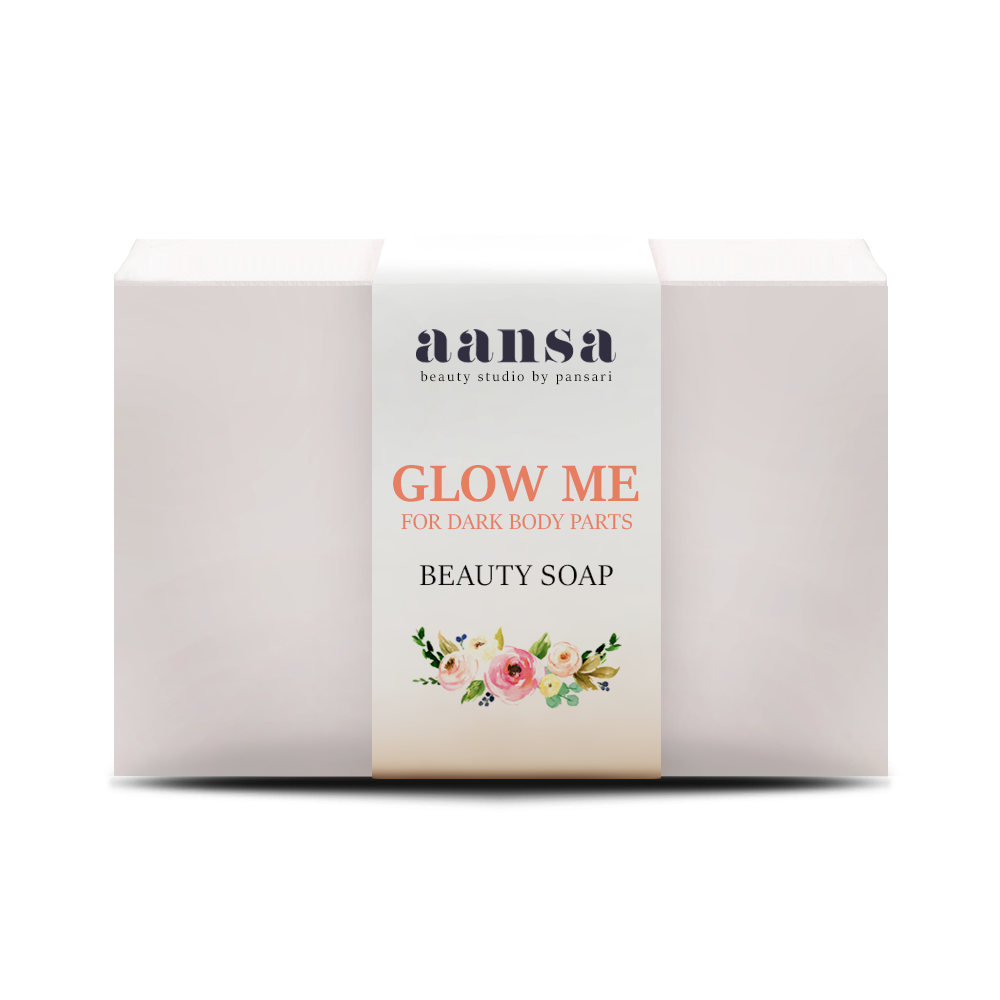 Aansa's Glow Me Soap