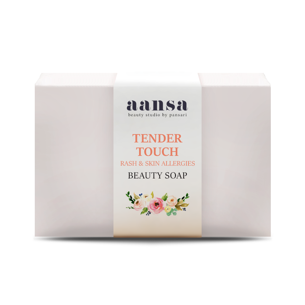 Aansa's Tender Touch Soap