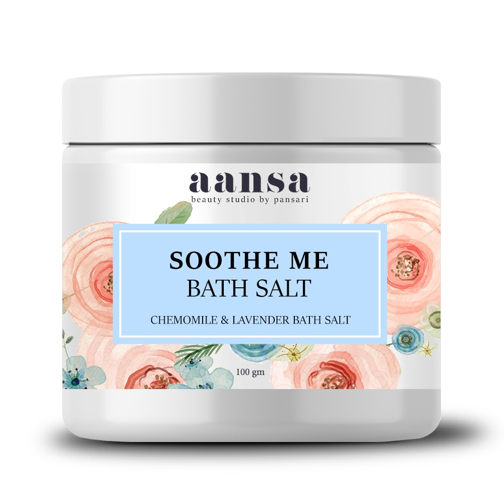 Aansa's Soothe Me Bath Salt