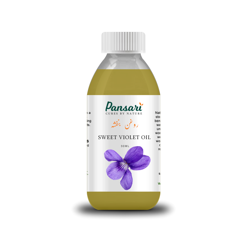 Pansari's 100% Pure Sweet Violet Oil