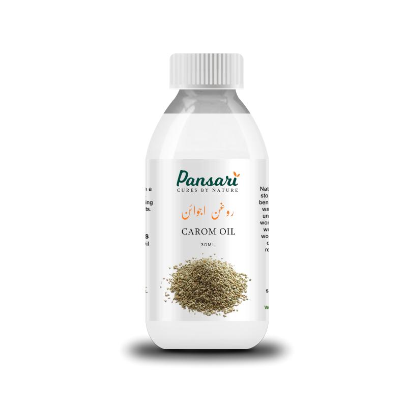 Pansari's 100% Pure Carom Seed Oil