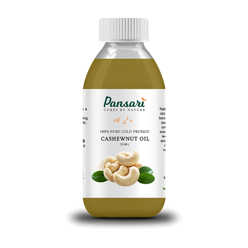 Pansari's 100% Pure Cashew Nut Oil