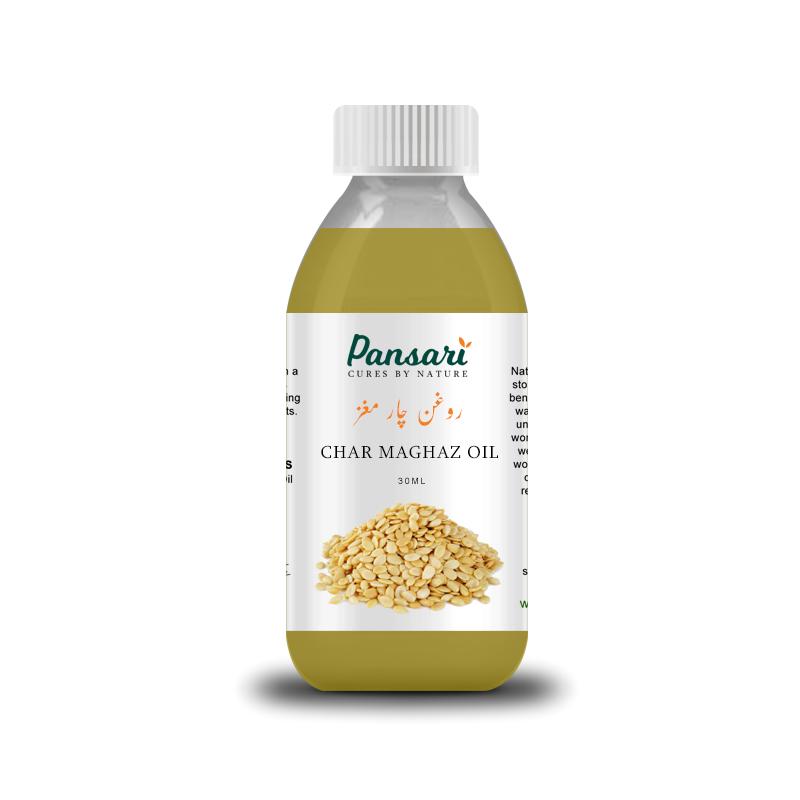 Pansari's 100% Pure Chaar Maghaz Oil