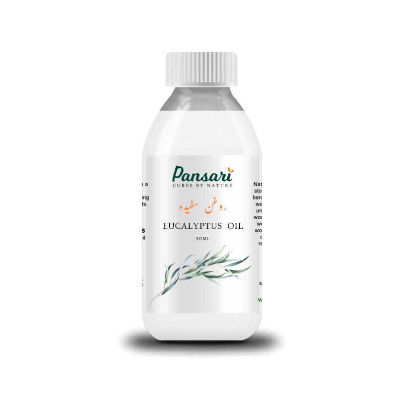 Pansari's 100% Pure Eucalyptus Oil