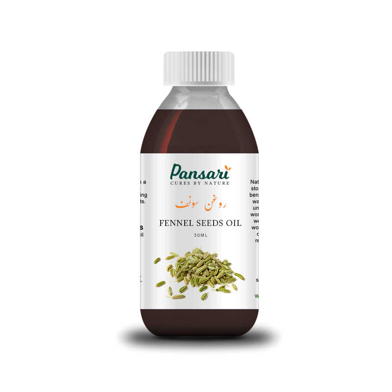 Pansari's Fennel Seeds Oil