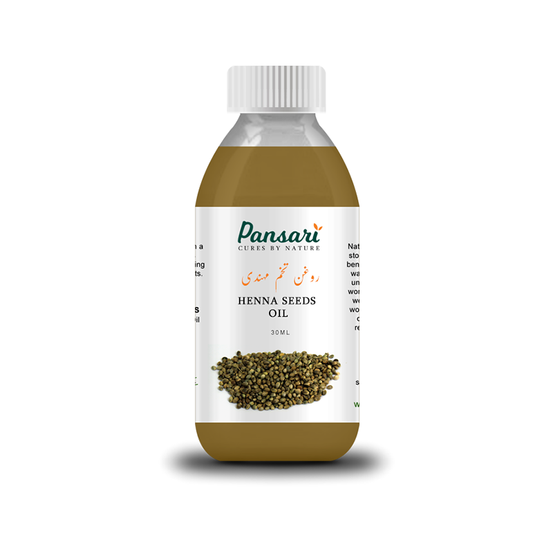 Pansari's Henna Seeds Oil