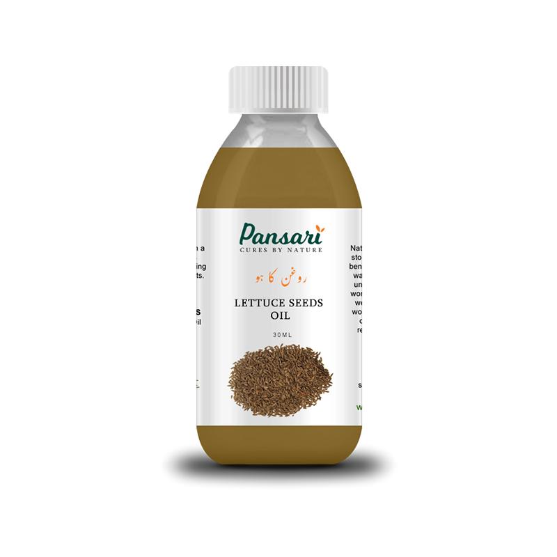 Pansari's 100% Pure Lettuce Seed Oil