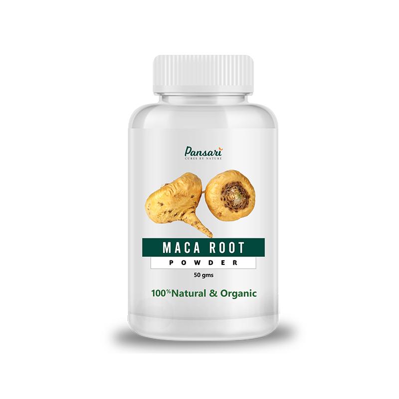 Pansari's Maca Root Powder