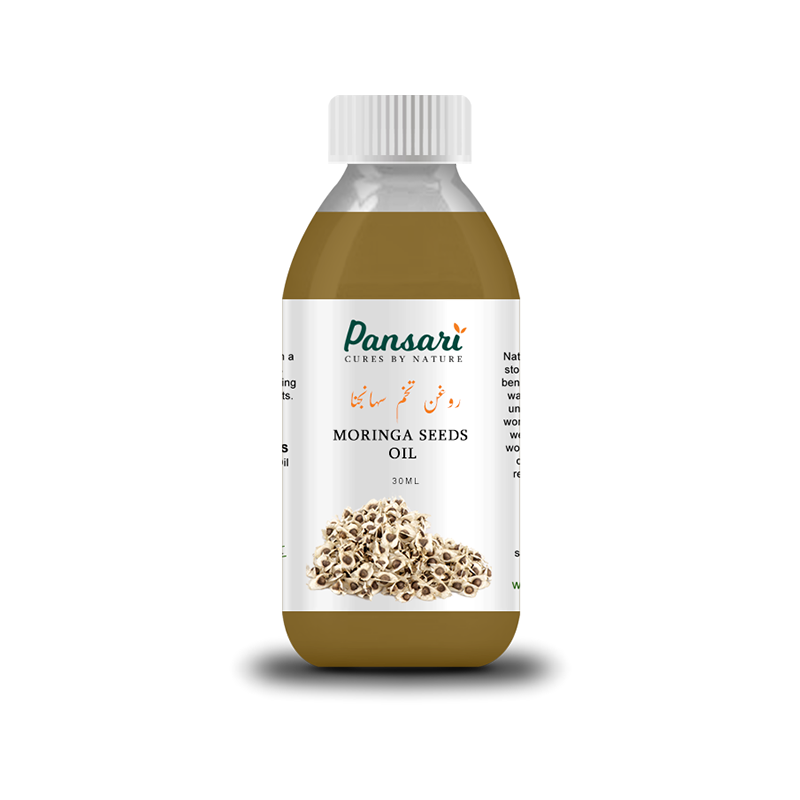 Pansari's Moringa Seeds Oil