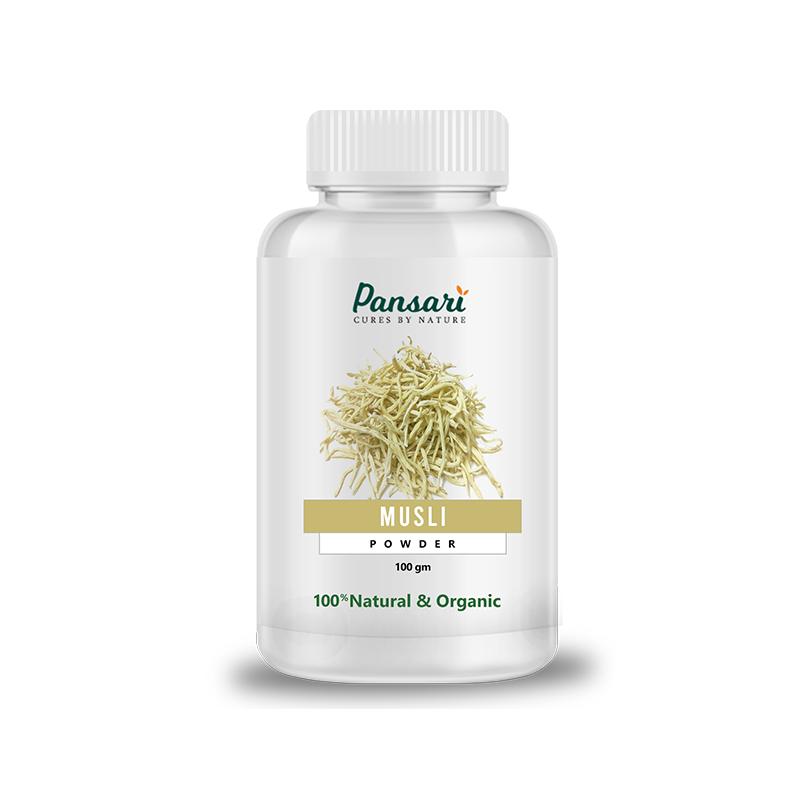 Pansari's Musli Powder
