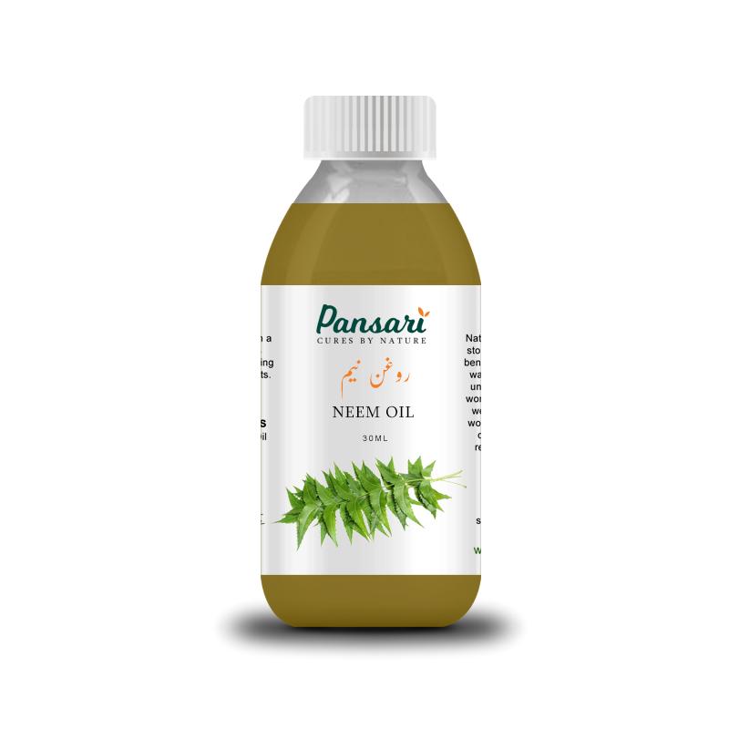 Pansari's 100% Pure Neem Oil