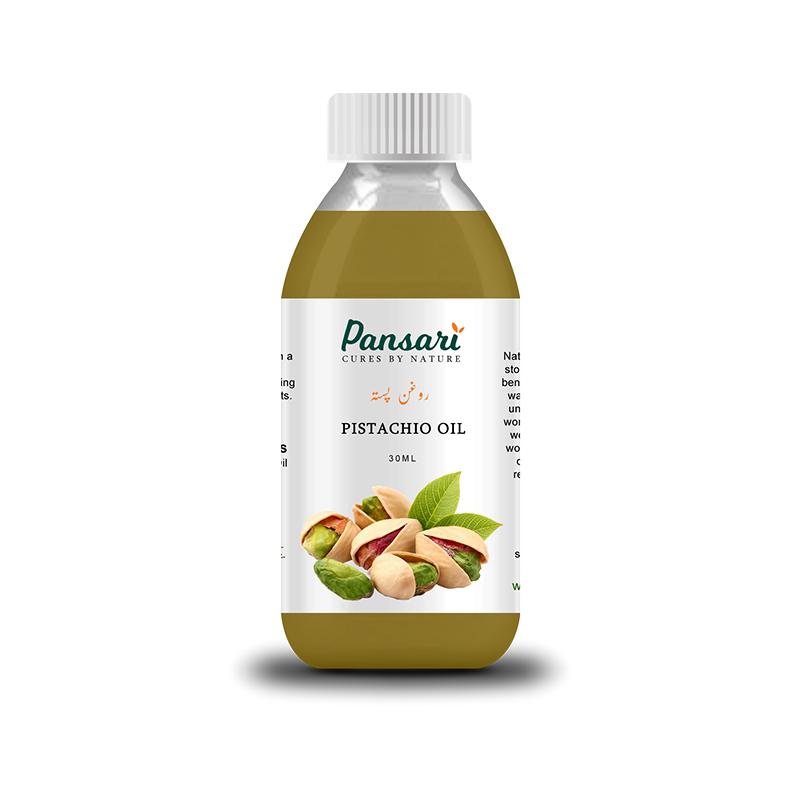 Pansari's 100% Pure Pistachio Oil