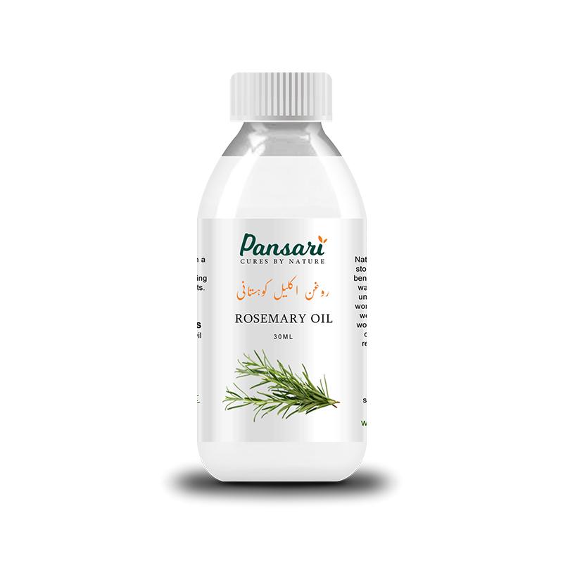 Pansari's 100% Pure Rosemary Oil