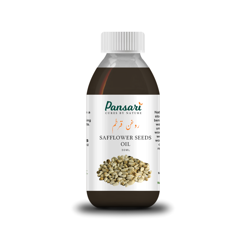 Pansri's 100% Pure Safflower Seeds Oil