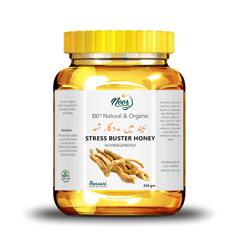 Stress Buster Honey