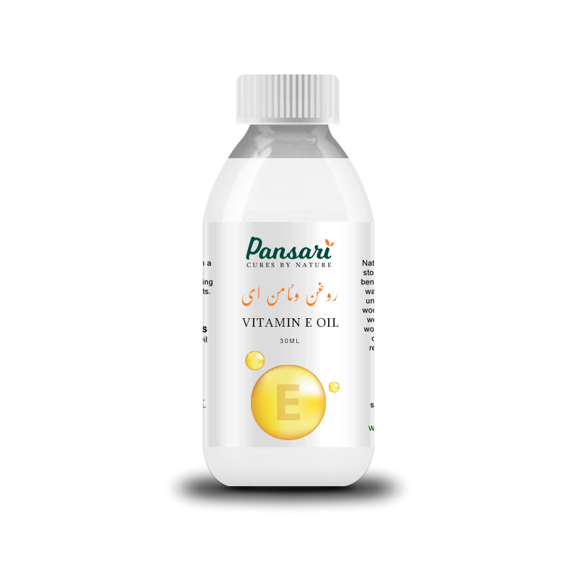 Pansari's 100% Pure Vitamin 'E' Oil
